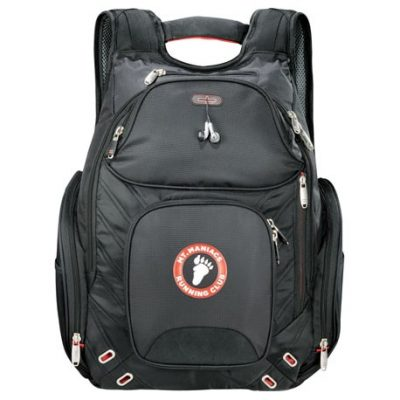 "elleven™ Amped TSA 17"" Computer Backpack"