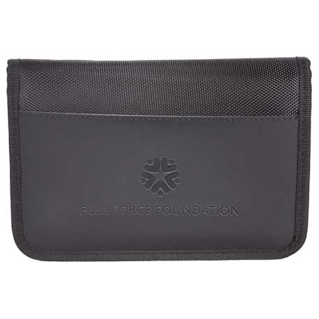 elleven™ RFID Travel Wallet with Power Pocket