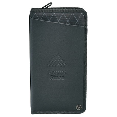 elleven™ Traverse RFID Travel Wallet